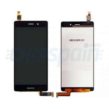 Pantalla Huawei P8 Lite Completa Negro ALE-L21
