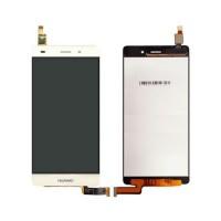 Ecrã Tátil Completo Huawei P8 Lite -Branco