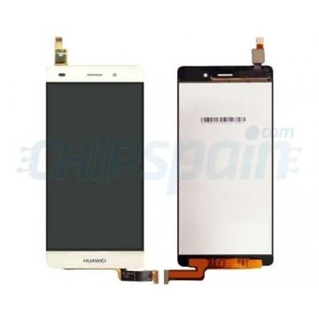 Pantalla Huawei P8 Lite Completa Blanco ALE-L21