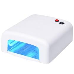 Lámpara UV Ultravioleta 36W Secado Pegamento Loca -Blanco