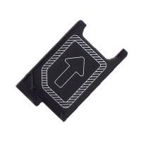 Sim Card Tray Sony Xperia Z3 (D6603/D6633) -Black