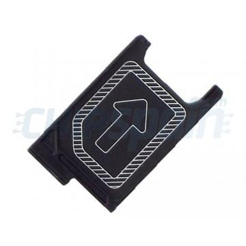 Porta SIM Sony Xperia Z3 (D6603/D6633) -Preto