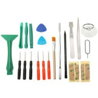 Kit Herramientas 21 en 1 Reparación Smartphone/iPhone/Tablet/iPad