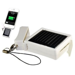 Cargador Solar 550mAh iPhone 4/iPhone 4S/iPhone 3G/iPhone 3GS
