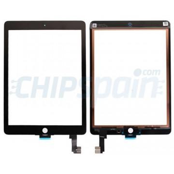 Vidro Digitalizador Táctil iPad Air 2 -Preto