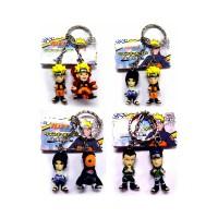 Naruto: Llavero Doble (6 cm)