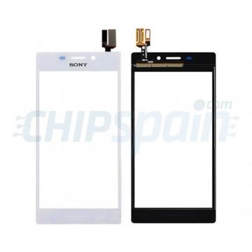 Vidro Digitalizador Táctil Sony Xperia M2 (S50H/D2303/D2305/D2306) -Branco