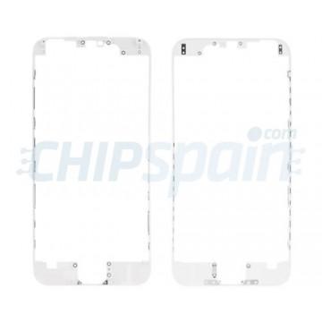 Marco Frontal Pantalla iPhone 6 -Blanco
