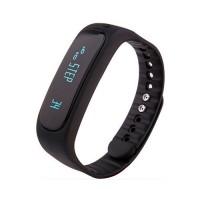 Smart Bracelet SmartBand E02 (Android/iOS) -Black