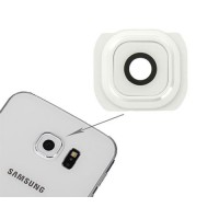 Back Camera Lens Cover Replacement Samsung Galaxy S6 (G920F) -White