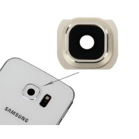 Back Camera Lens Cover Replacement Samsung Galaxy S6 (G920F) -Gold