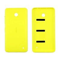 Contracapa Nokia Lumia 630/635 -Amarelo
