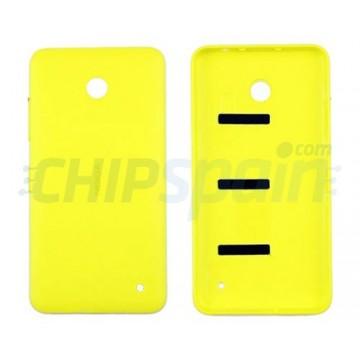 Tapa Trasera Nokia Lumia 630/635 Amarillo