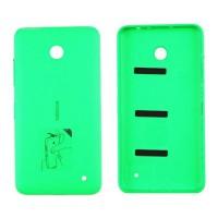 Contracapa Nokia Lumia 630/635 -Verde