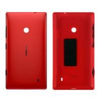 Carcasa Trasera Nokia Lumia 520 -Rojo