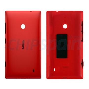 Tapa Trasera Nokia Lumia 520 Rojo