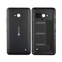Carcasa Trasera Microsoft Lumia 640 -Negro