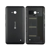 Contracapa Microsoft Lumia 640 -Preto