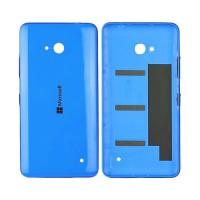 Contracapa Microsoft Lumia 640 -Azul
