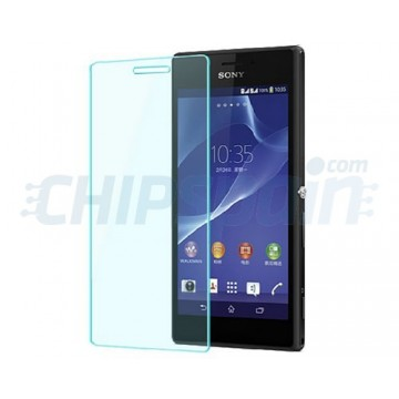 Protector de Pantalla Cristal Templado Sony Xperia M2