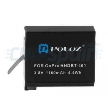Batería PULUZ AHDBT-401 3.8V 1160mAh para GoPro HERO4
