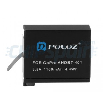 Battery PULUZ AHDBT-401 3.8V 1160mAh for GoPro HERO4