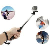 Palo Extensible Ajustável (Selfie Stick) PULUZ para Cámara GoPro HERO4/3+/3/2/1