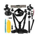 24 Accessories Pack PULUZ for GoPro HERO4/3+/3/2/1