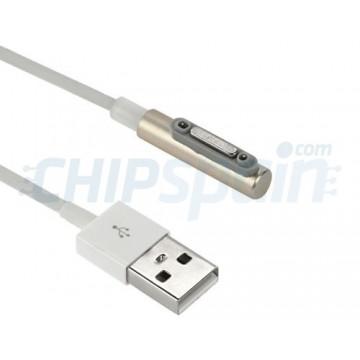 Cable de Carga Magnético Sony Xperia Z1/Z2/Z3/Compact Oro