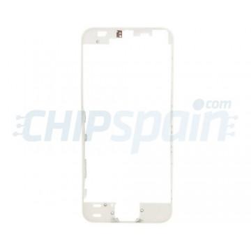 Tela Moldura Frontal iPhone 5S iPhone SE Branco