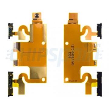 Flex with Port Side Loader Sony Xperia Z1