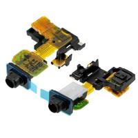 Flex con Conector Audio Jack y Sensor de Proximidad Sony Xperia Z2