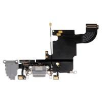 Cable Audio/Dock/Antena/Mic iPhone 6S -Cinza
