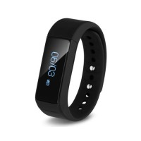 Smart Bracelet I5 PLUS Touch Screen (Android/iOS) -Black