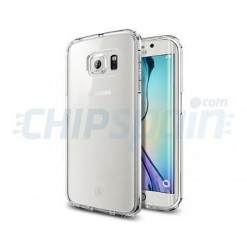 TPU Case Samsung Galaxy S6 Edge (G925F) -Transparent