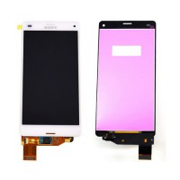 Full Screen Sony Xperia Z3 Compact (D5803/D5833) -White