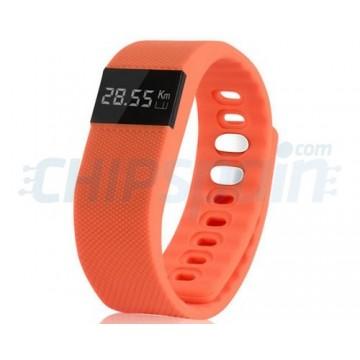 Smart Bracelet SmartBand TW64 (Android/iOS) -Orange