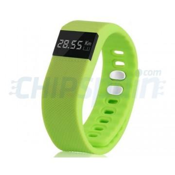 Smart Bracelet SmartBand TW64 (Android/iOS) -Green