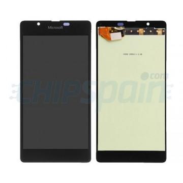 Ecrã Tátil Completo Microsoft Lumia 540 -Preto