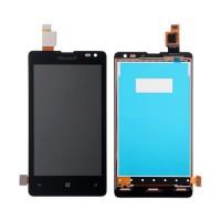 Ecrã Tátil Completo Microsoft Lumia 435 -Preto