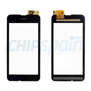 Vidro Digitalizador Táctil Nokia Lumia 530 -Preto