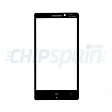 Exterior Glass Nokia Lumia 930 -Black