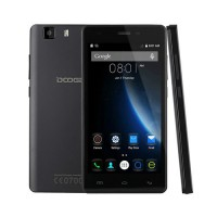 Smartphone Doogee X5 Quad Core -Negro