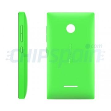 Contracapa Microsoft Lumia 435 -Verde