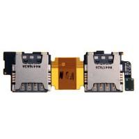 Slot SIM/Micro SD Slot Samsung Galaxy S5 (G900F)