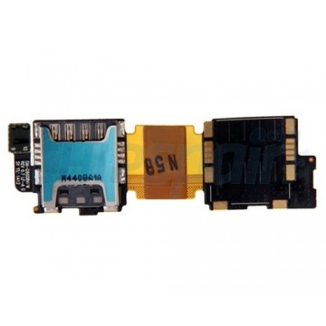 Lector de Tarjeta SIM Samsung Galaxy S5 (G9008V)