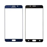 Cristal Exterior Samsung Galaxy Note 5 (N920) -Azul Oscuro