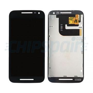 Pantalla Motorola Moto G3 2015 XT1541 Completa Negro