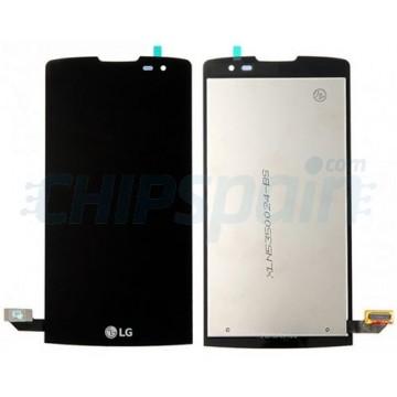 Pantalla LG Leon 4G LTE (H340N) Completa Negro