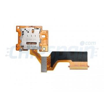 Cable Flex Lector SIM HTC One M9